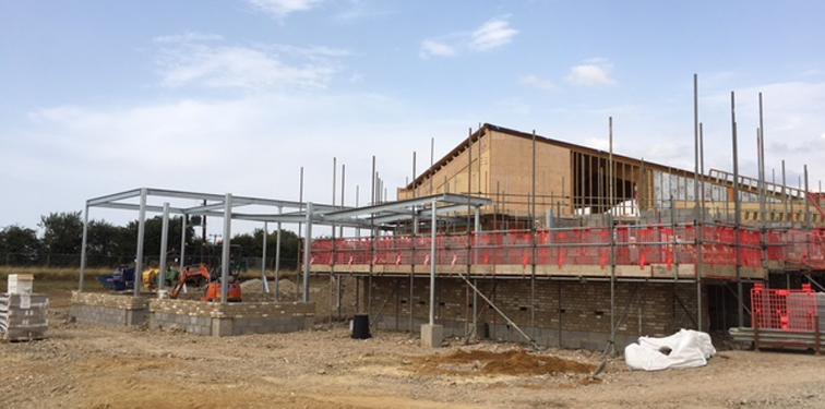 Bierton Crematorium August 2018